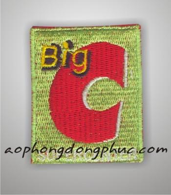 logo cong ty big c theu vi tinh