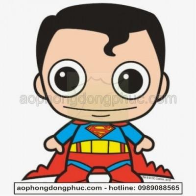 mau superman de thuong manga