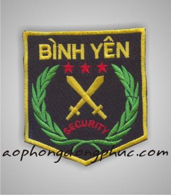 theu logo cong ty binh yen